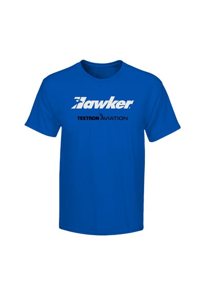 Hawker Men's Vintage Logo T-shirt