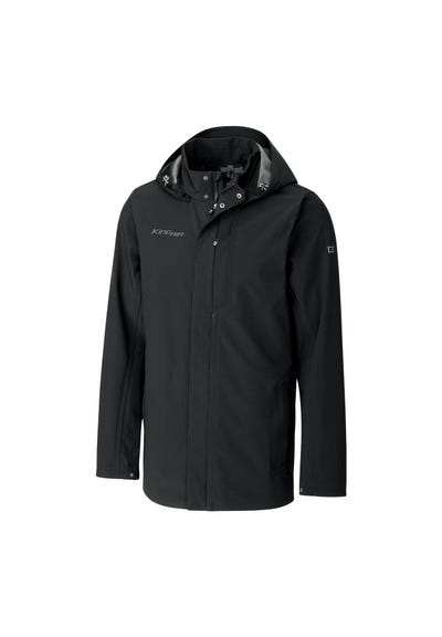 KingAir Men's Shield Hooded Shell